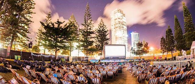 Ben & Jerry's Openair Cinema Gold Coast  Old Burleigh Road, Broadbeach, QLD