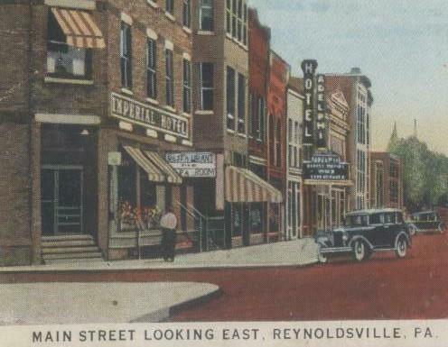Adelphi - Reynoldsville, PA