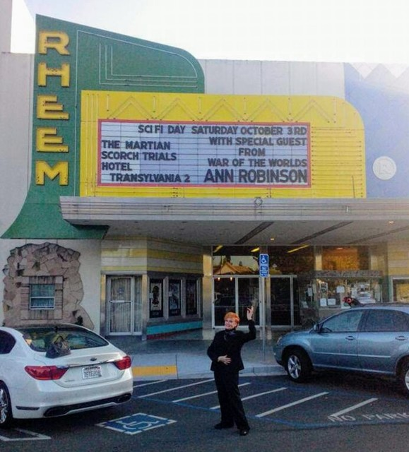 RHEEM Theatre; Moraga, California.