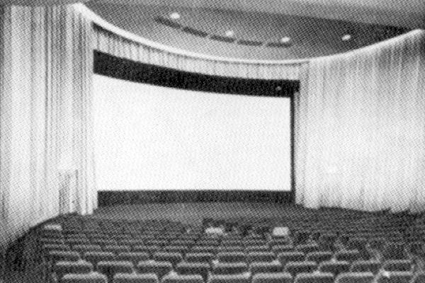 Warner West End in 1964