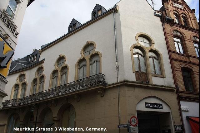 Walhalla Kino Wiesbaden