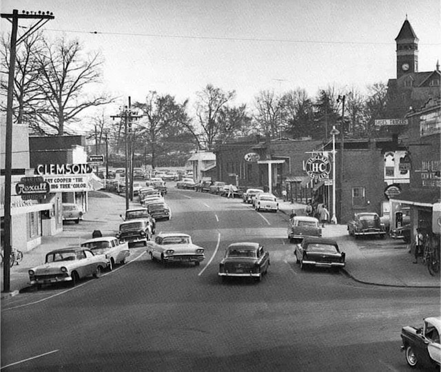 1959 photo courtesy Bill Henderson.