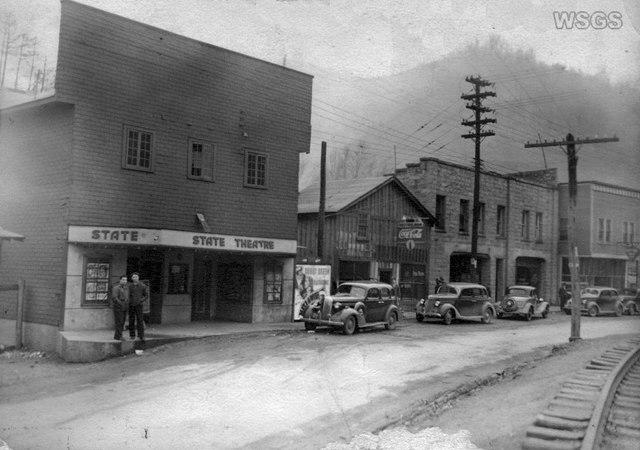 Circa August 1937 photo credit WSGS Radio Hazard Kentucky.