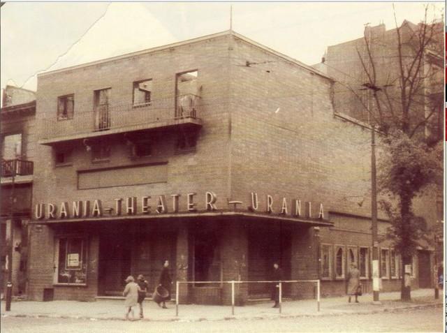 Urania Theatre Eimsbuttel