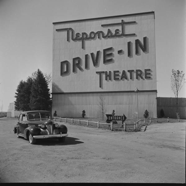 Neponset Drive In In Dorchester Ma Cinema Treasures