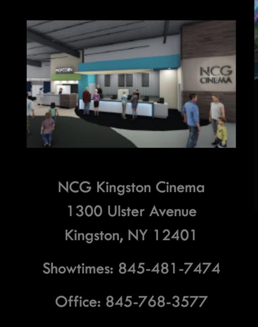 NCG Kingston Cinemas 12