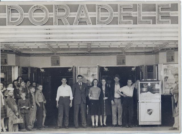 Doradele, circa 1945