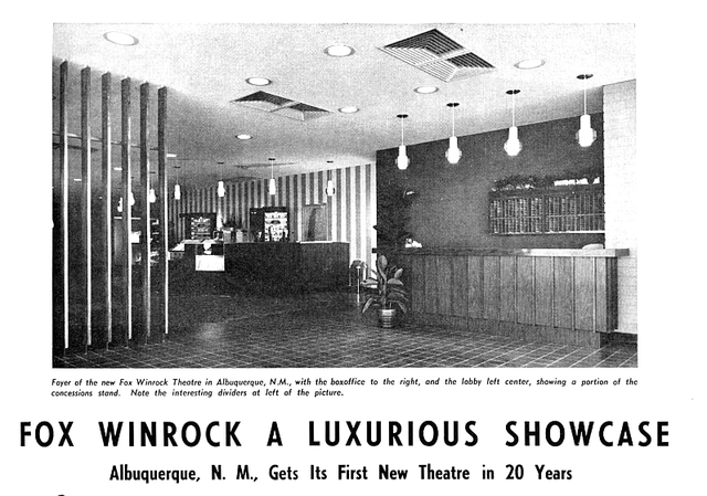 Fox Winrock Theatre