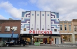 The Princess Theatre in Harriman Nears Completion