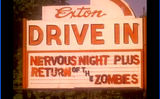 <p>Exton Drive-In Marquee</p>