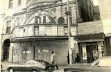 Nixon Theater Marquee