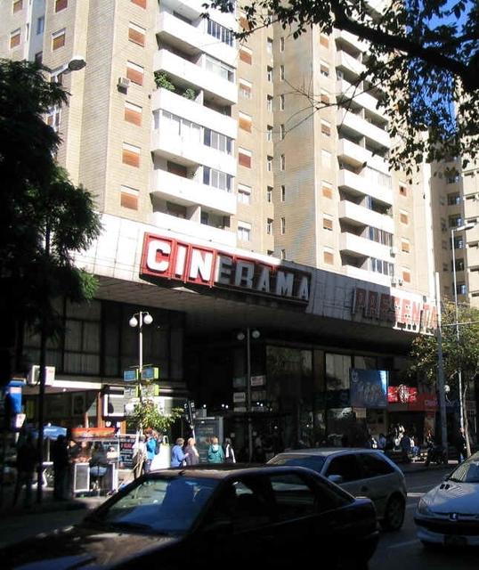 Cines Complejo Cinerama
