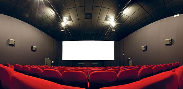 Cinema Paul Eluard
