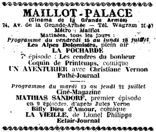 Maillot-Palace