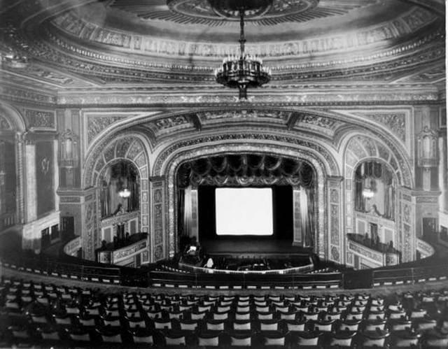 Regent Theatre 167 Queen Street, Brisbane, QLD – 1929.
