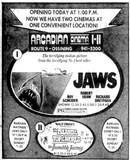 Arcadian Cinema I, II, III