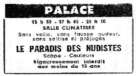 Cinemas Lumieres de Palace