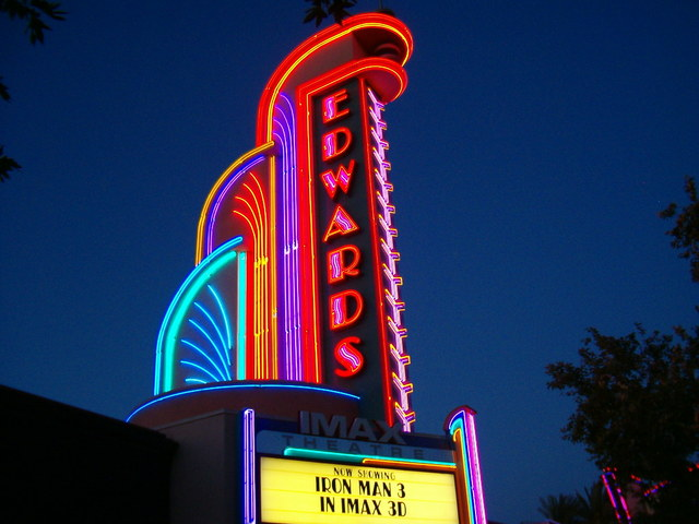Regal Edwards Fresno ScreenX, 4DX & IMAX 21