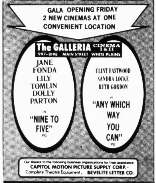 Galleria Twin Cinemas