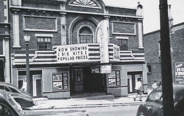 The Ritz Theatre, Mansfield, Ohio