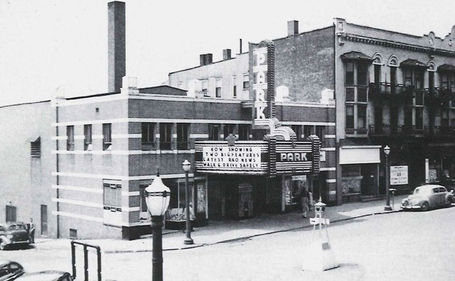 Park Theatre, South Park Street, Mansfield, OH