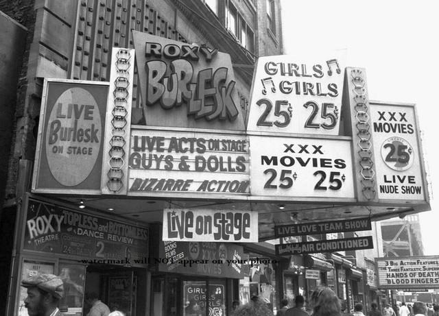 Roxy Burlesk - New York, NY