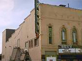 Roxy Theatre Santa Rosa. Originally opened as the Cline