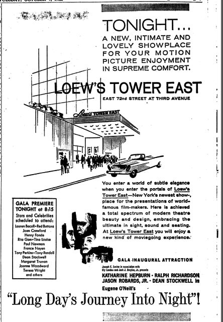 Loew's 72nd Street East