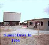 Sunset Drive In Snack Bar & Screen