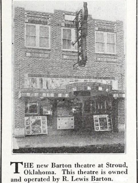Barton Theatre