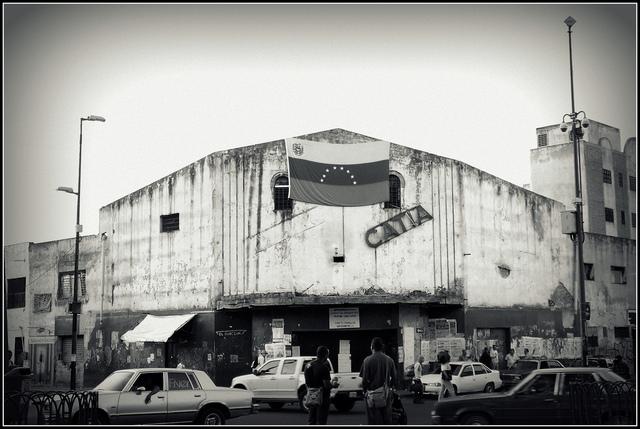 Teatro Catia en el 2011