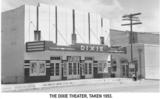 """[""""Dixie Theatre""""]"""