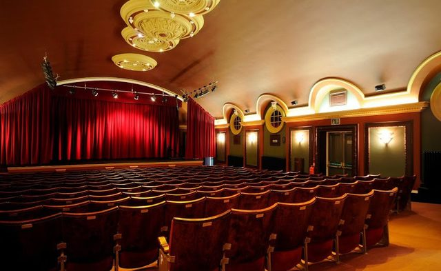 Hailsham Pavilion Cinema Interior