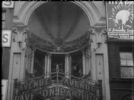 Gaumont News Theatre