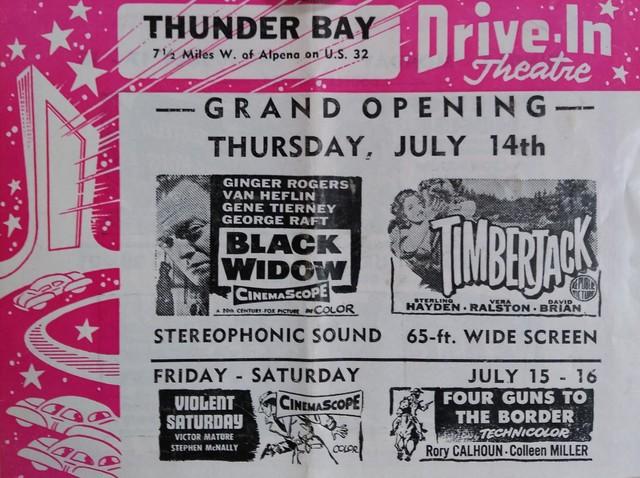 Thunder Bay Drive-In