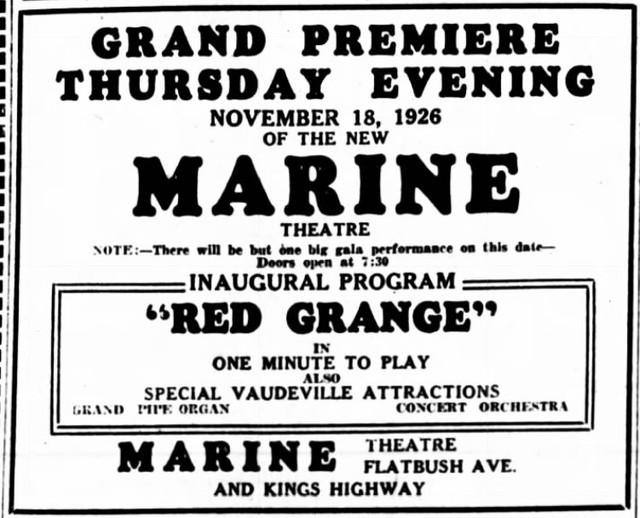 Marine Theatre