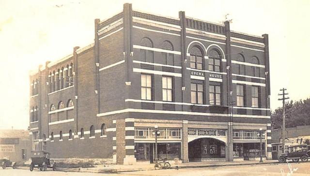 Opera House Theatre - Anthony, KS