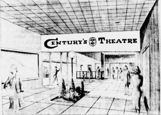 Thomas Mall Theatre