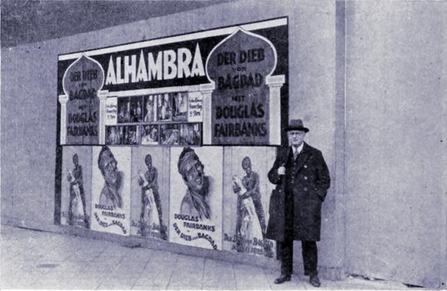 Alhambra Theater