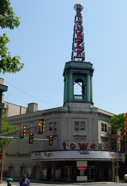 Tower Theatre, Upper Darby