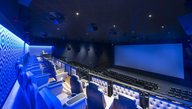 Odeon Milton Keynes Stadium + IMAX