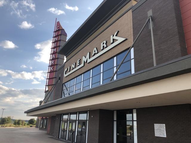 Cinemark Roanoke and XD