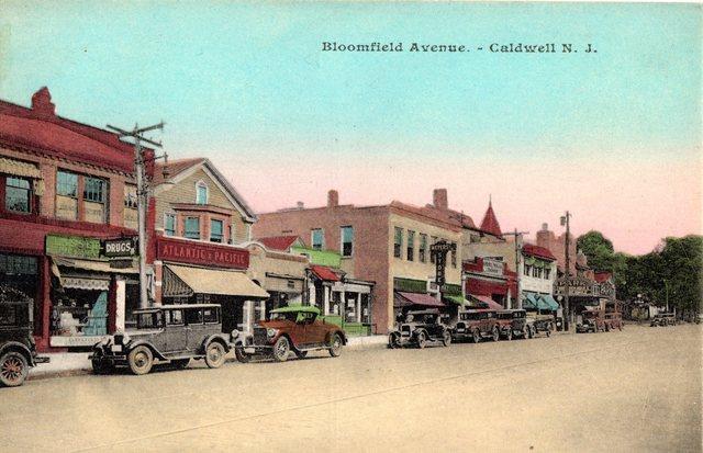 1920s postcard courtesy Richard Gibbs.