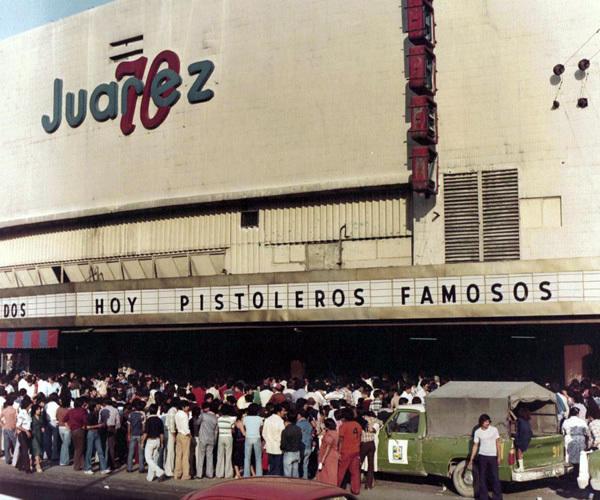 Cine Juarez