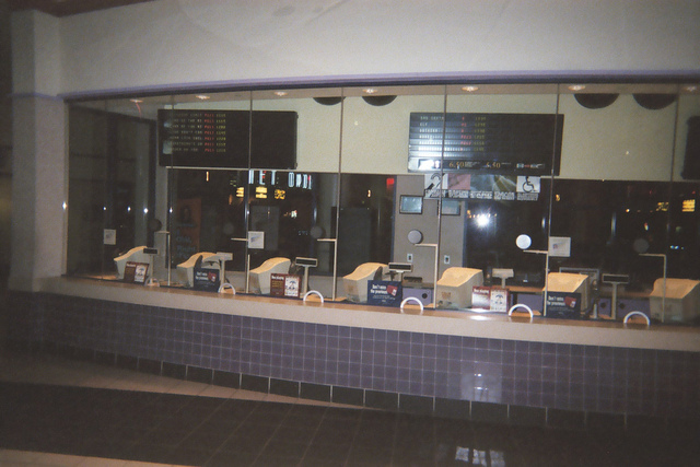 AMC Neshaminy 24's Box Office, 12/31/2003
