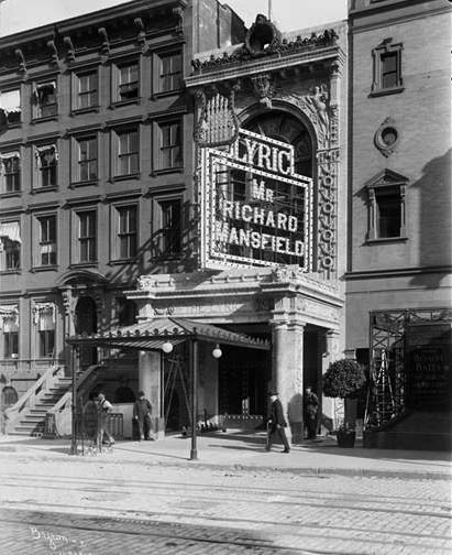 Lyric Theatre (42nd Street) - NYC