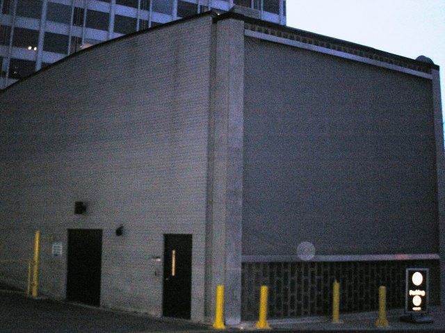 AED Globe Theatre
