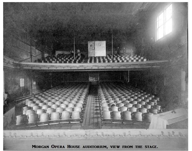 Morgan Opera House