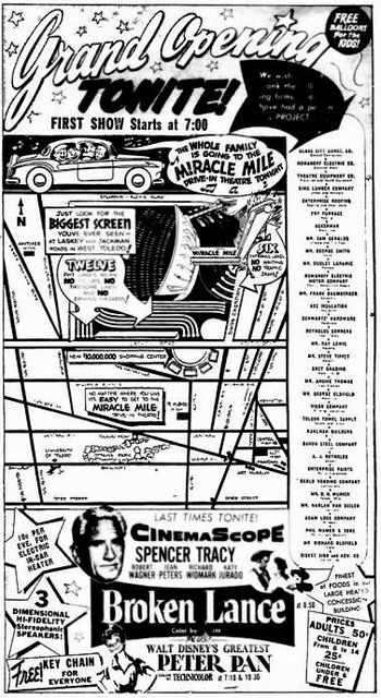 Miracle Mile Drive-In