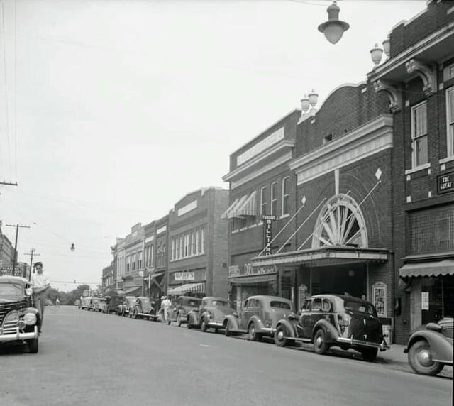 PALACE Theatre; Roxboro, North Carolina.
